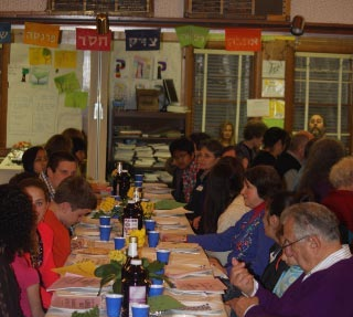 Seder-2014-guests